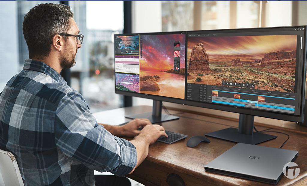 Dell Technologies presenta sus novedades en tecnología y diseño para trabajar y jugar