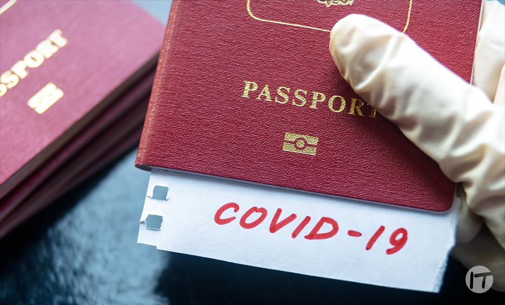 Pasaportes sanitarios: ¿están nuestros datos personales en buenas manos?