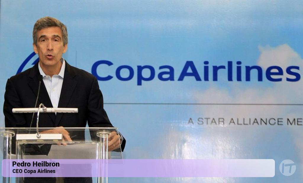 Mensaje del CEO de Copa Airlines, Pedro Heilbron