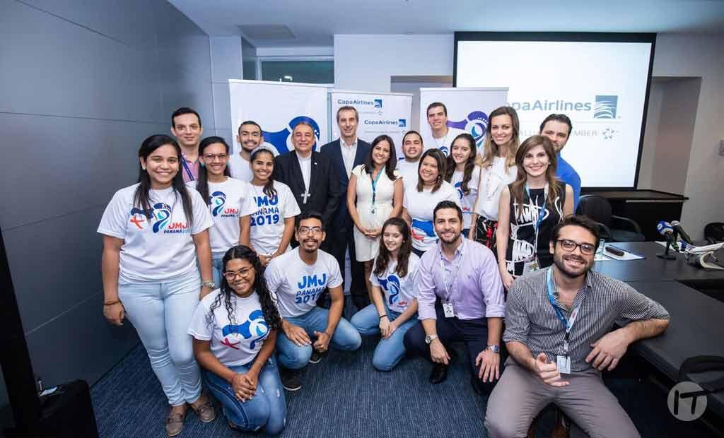 Copa Airlines apoyará la llegada de preregrinos a la JMJ 2019 ofreciendo itinerarios y tarifas especiales