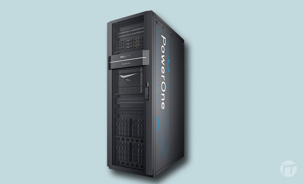 Dell Technologies anuncia la infraestructura autónoma con Dell EMC PowerOne