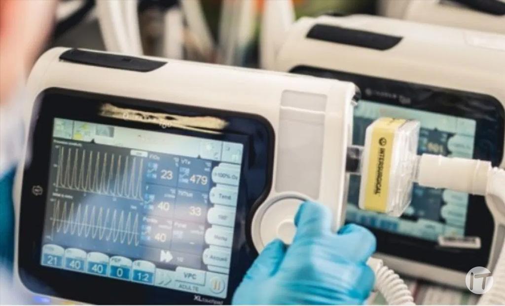Compañías de tecnología e innovación francesas se unen para fabricar 10 mil nuevos respiradores