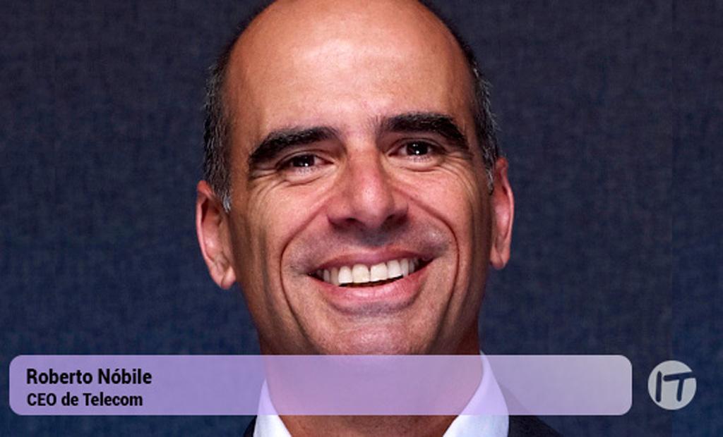 Roberto Nóbile reemplazará a Carlos Moltini como CEO de Telecom Argentina S.A.