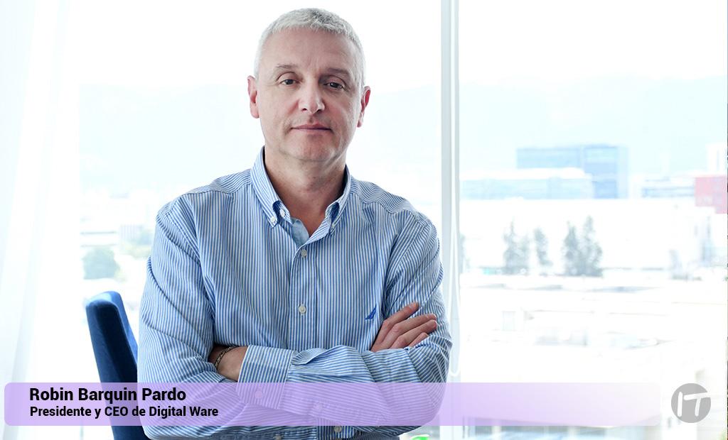 Nuevo Presidente & CEO en Digital Ware