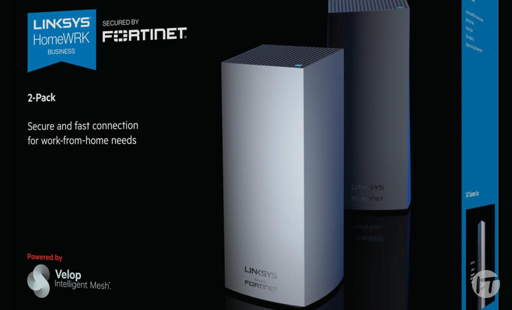 Fortinet y Linksys ofrecen, a través de su joint venture, la primera solución empresarial segura de su tipo para respaldar el trabajo remoto