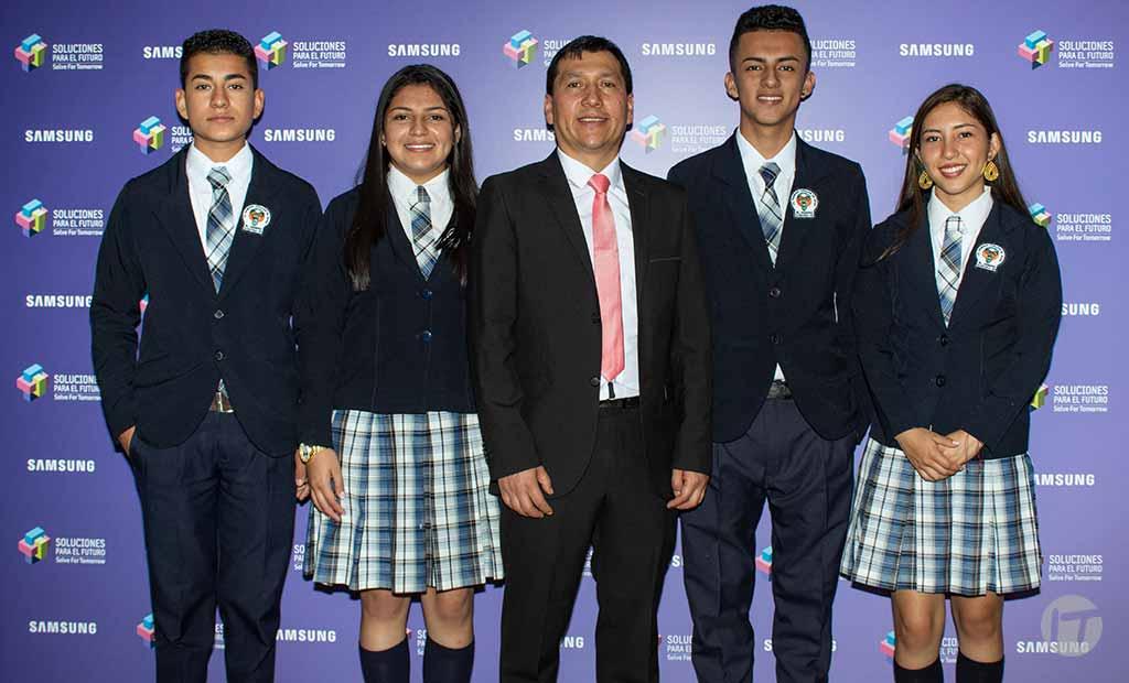 """Samsung Colombia anuncia una nueva versión del concurso """"Soluciones para el futuro 2020"""""""