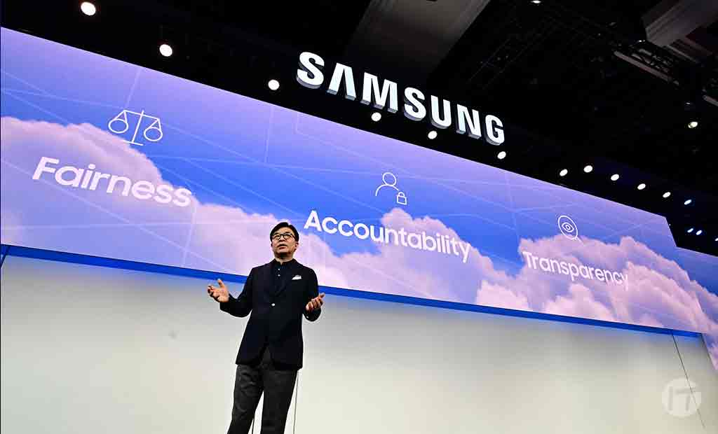 Samsung muestra el futuro de una Vida Conectada en CES 2019