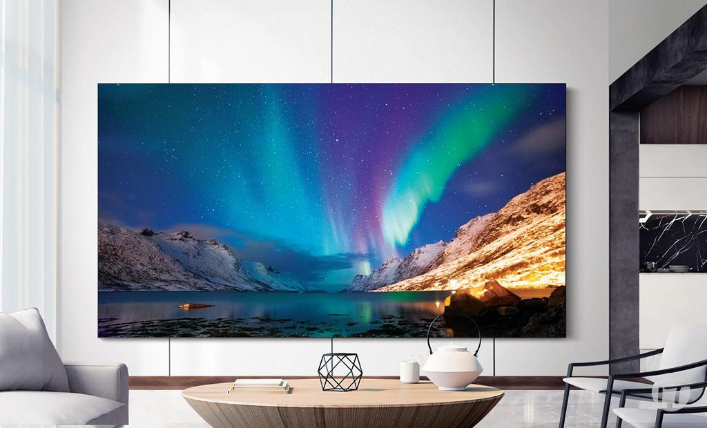 Samsung Electronics presenta las líneas ampliadas de TV MicroLED, QLED 8K y Lifestyle antes del CES 2020