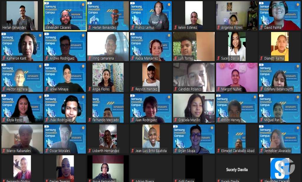 Samsung Innovation Campus inicia en 7 países de Centroamérica y el Caribe