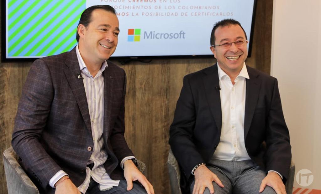 SENA y Microsoft unidos para certificar a expertos en el campo tecnológico
