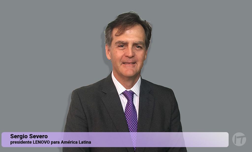 Lenovo ISG anuncia nuevo presidente para América Latina