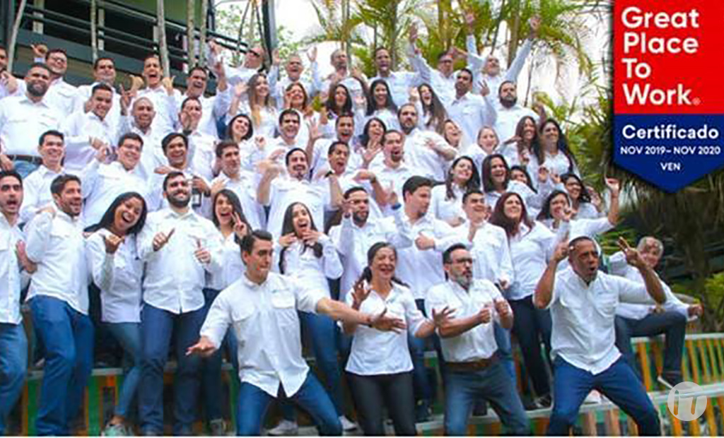 Soutec recibe certificado como Great Place to Work© 2019 - 2020