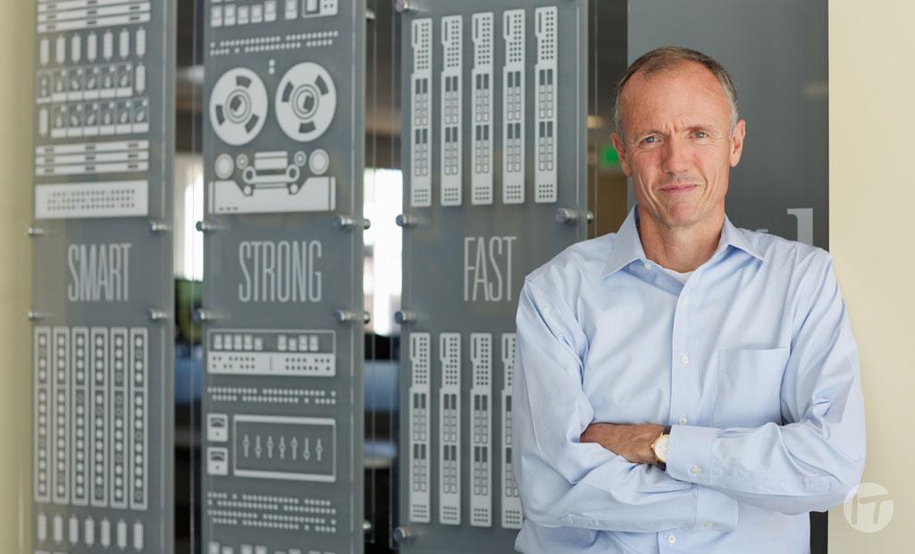 Tom Gillis dirigirá la Unidad comercial de redes y seguridad de VMware