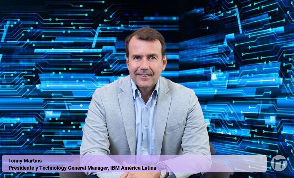 IBM nombra a Tonny Martins como nuevo Gerente General para IBM América Latina