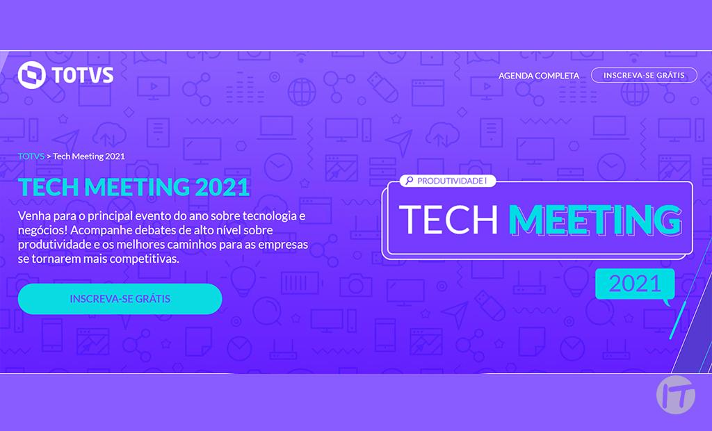 Tech Meeting 2021 debate el papel de tecnología en la productividad de los negocios durante y después de la pandemia