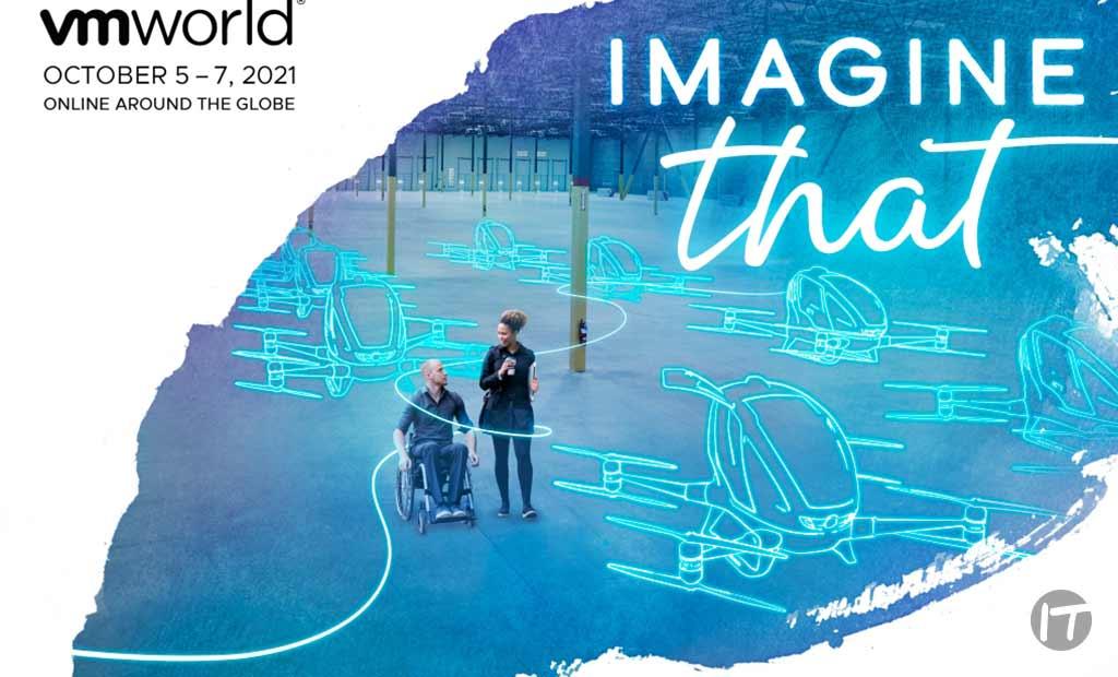 VMworld 2021 Regresa en Octubre, Reuniendo lo Mejor de las Nubes Múltiples