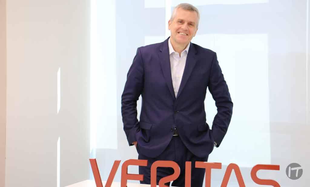 Veritas designa a Pedro Saenger cómo líder de la organización latinoamericana de la empresa