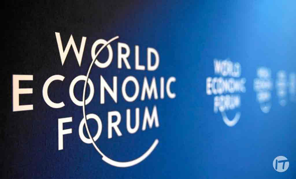 Posturas sobre seguridad cibernética durante el Foro Económico Mundial en Davos