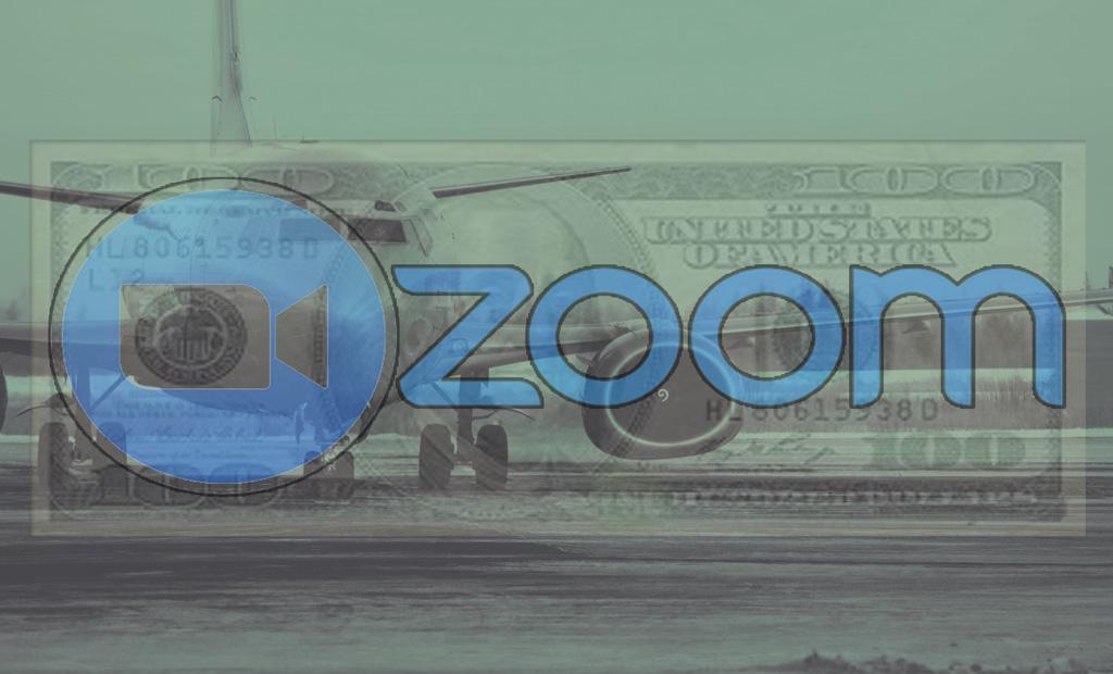 Zoom vale más que 7 aerolíneas