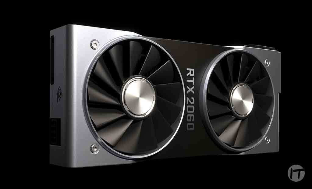NVIDIA GeForce RTX 2060 Está Aquí: Inician los Juegos de Próxima Generación