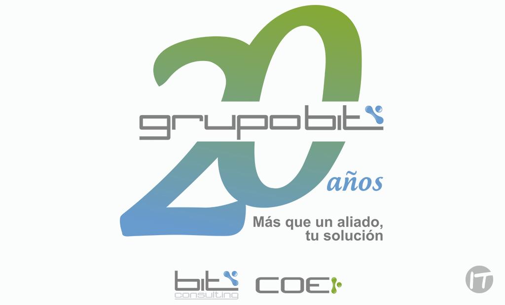 20 años de Grupo Bit: Más que un aliado, tu solución