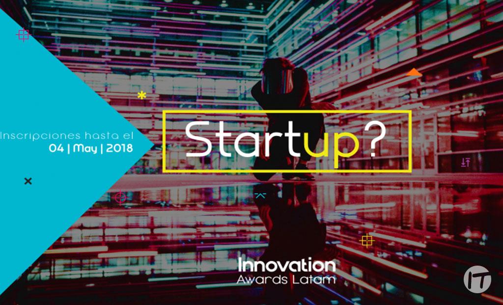 Innovation Awards Latampremia las startups más promisorias de varios países