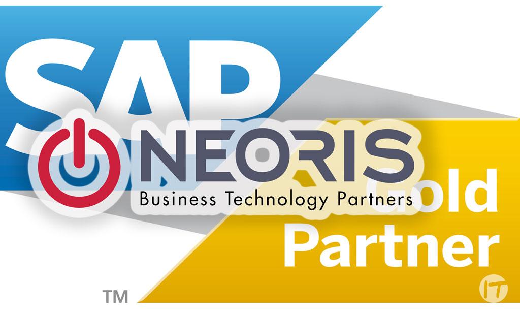 NEORIS asciende a la categoría Partner Gold para SAP en Colombia