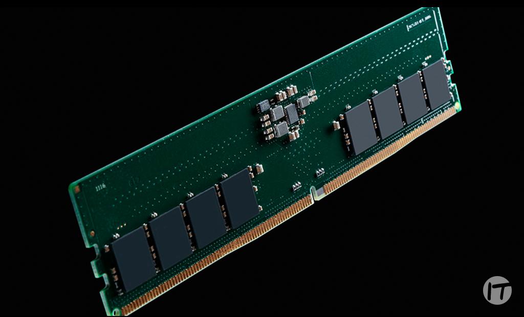 Kingston Technology es el primer fabricante independiente en recibir la Validación de Plataforma Intel para su memoria DDR5