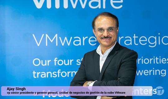 VMware anuncia la disponibilidad de vRealize Operations Cloud para ayudar a los clientes a optimizar, planear y escalar sus implementaciones en la nube