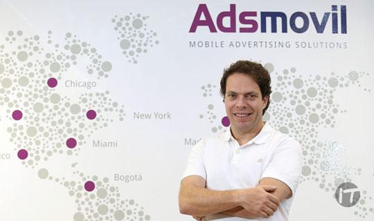 """ADSMOVIL ocupa el puesto Nro 1 en el ranking """"MMA SMARTIES BUSINESS IMPACT INDEX"""" de empresas creadas en Latinoamérica y el número 15 en la lista global"""