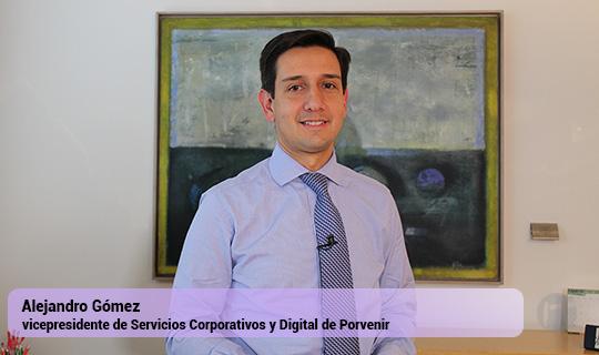 AFP Porvenir recibe reconocimiento de Colciencias por innovación y Transformación Digital