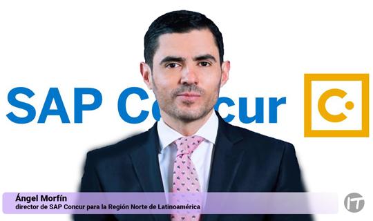 Nuevo director de SAP Concur para la Región Norte de Latinoamérica