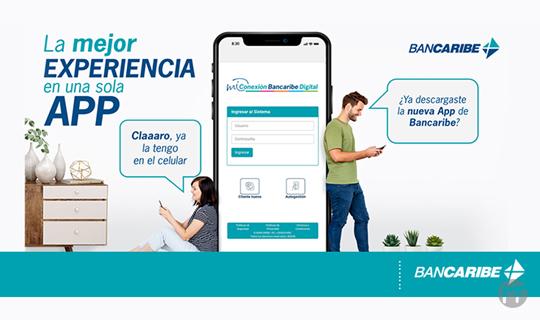 Mi Conexión Bancaribe Digital tiene nueva aplicación móvil