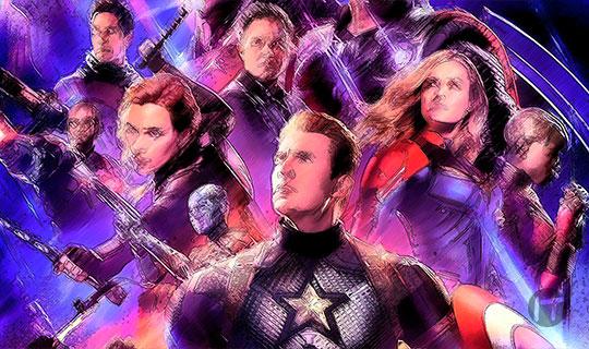 La guerra infinita contra la piratería: las películas de superhéroes figuran en el top 10 de las más descargadas en abril