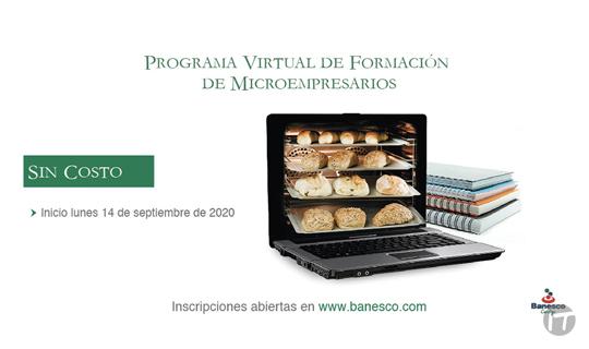 Banesco estrena versión virtual del programa de formación de microempresarios