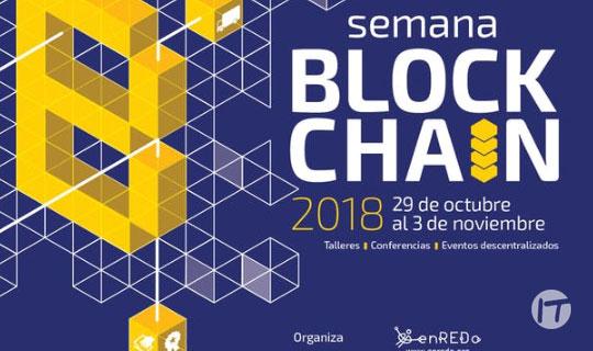Semana del Blockchain en Colombia