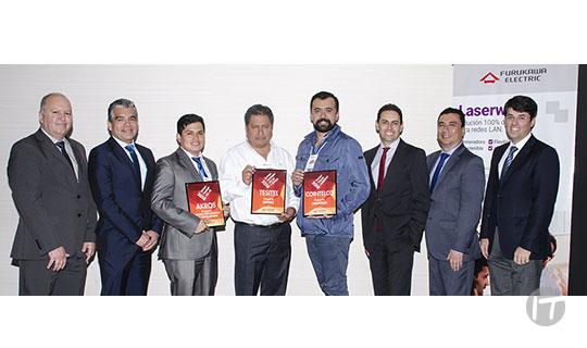 Furukawa Electric reunió y premió a los distribuidores e integradores de la región Andina durante su Kick Off Connections 2019 en Bogotá