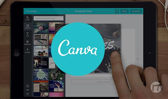 ESET advierte sobre el robo de datos a 139 millones usuarios del servicio de diseño Canva