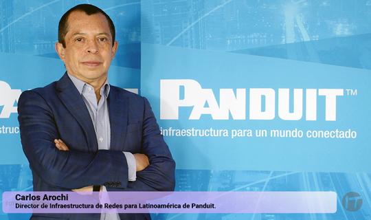 Conozca al nuevo Director de la División de Negocios de Infraestructura de Redes de @panduitlatam