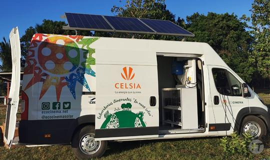Celsia y la nueva energía llegan a las comunidades de Chiriquí para hablar de energía solar
