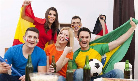 Dos mil personas en promedio piden comida a domicilio durante un partido de la Selección Colombia