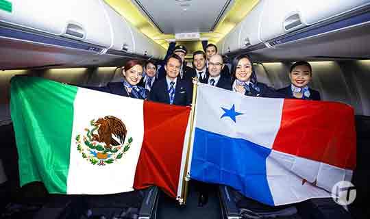 Copa Airlines conecta por primera vez a Puerto Varllarta & Riviera Nayarit con el resto de latinoamérica