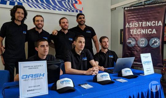 DASH Help: El primer centro de soporte oficial de una criptomoneda