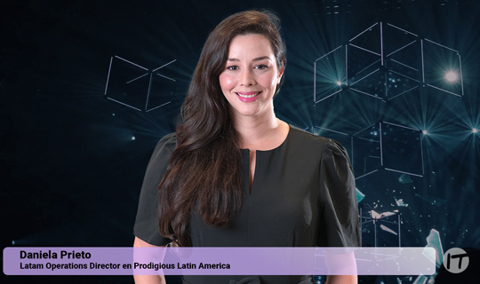 Daniela Prieto asume el cargo deLatam Operations Director en Prodigious Latin America