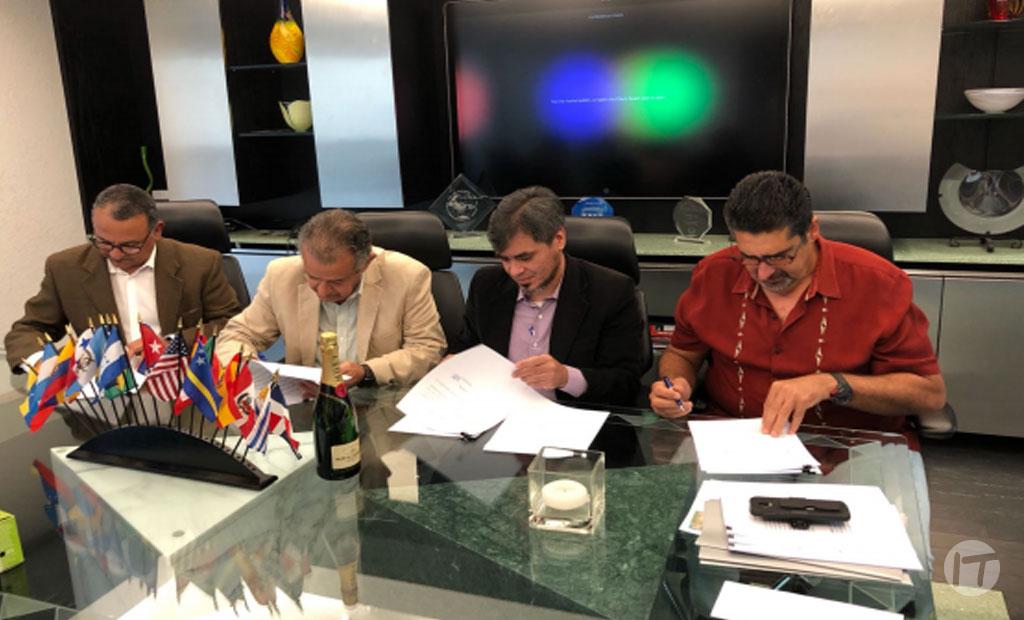 Empresa líder de Core Bancario de Latinoamérica se asocia con una de las empresas más importante de canales digitales de la región.