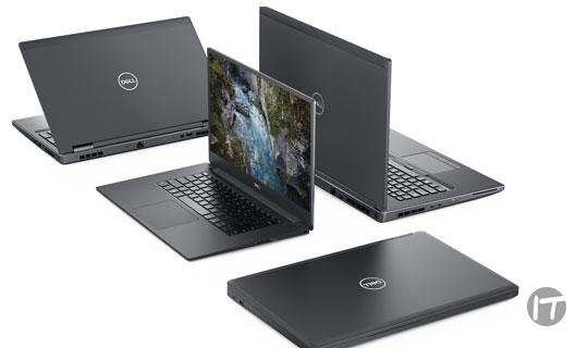 Dell presenta nueva gama de PC empresariales para el futuro del trabajo, con versatilidad, rendimiento y seguridad inigualables