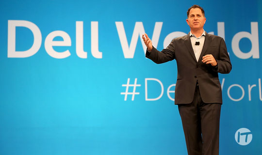 Michael Dell da inicio a Dell Technologies World 2018