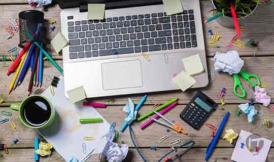 El desorden digital expone a las empresas a riesgos, según Kaspersky Lab