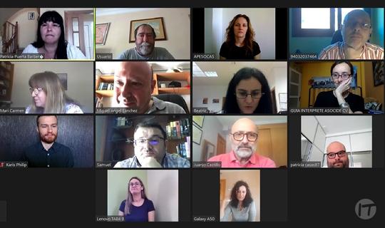 itSMF España recomienda Zoom y Meets como las mejores apps de videoconferencia para personas con discapacidad auditiva o visual