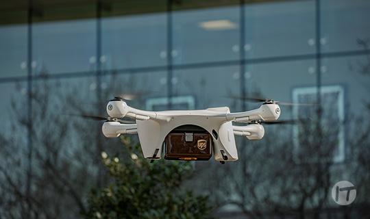 UPS crea una subsidiaria y se presenta para la certificación FAA para realizar entregas con drones